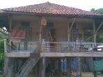 Rumah Kuno yang masih tersisa di Rantau Limau Manis